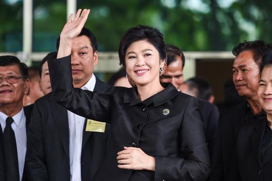 Cựu Thủ tướng Thái Lan Yingluck có thể phải đối mặt với 10 năm tù - Ảnh 1