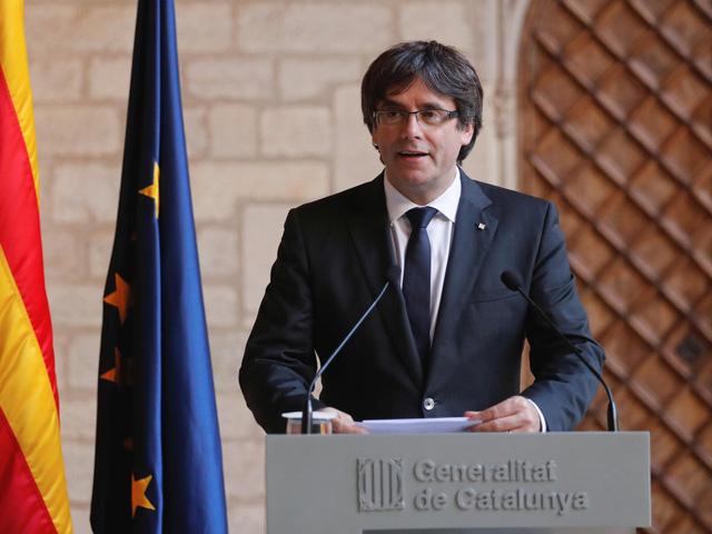 Cựu Thủ hiến Catalonia chạy sang Bỉ, có thể ngồi tù 30 năm - Ảnh 1