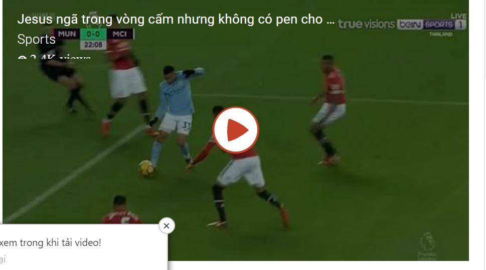 MU thất thủ 1-2 trước Man City ngay ở Old Trafford - Ảnh 1