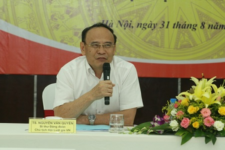 Phó Chủ tịch nước đánh giá cao các hoạt động của Hội Luật gia Việt Nam - Ảnh 1