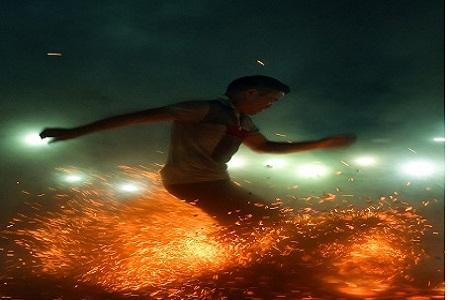 """Sốc với chân trần nhảy múa trên đống lửa của người Pà Thẻn trong tiếng """"gọi ma""""  - Ảnh 1"""