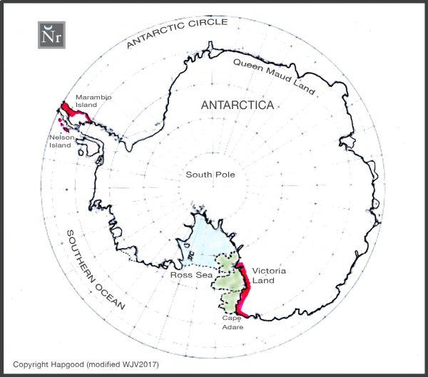 Phát hiện bằng chứng nền văn minh cổ đại từng xuất hiện tại Nam Cực - Ảnh 8