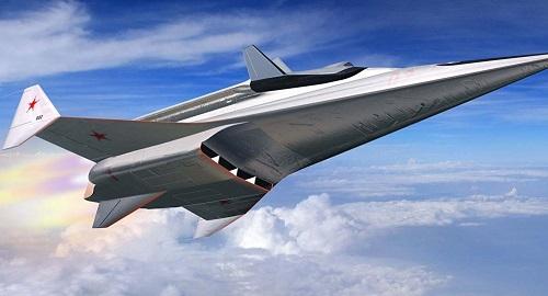 Trung Quốc hé lộ thiết kế máy bay tấn công siêu thanh JF-12 - Ảnh 1