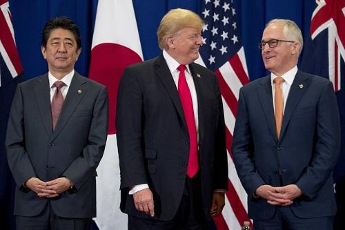 """""""Tứ giác Kim cương"""" họp bàn, Trung Quốc ngay lập tức phản ứng - Ảnh 1"""