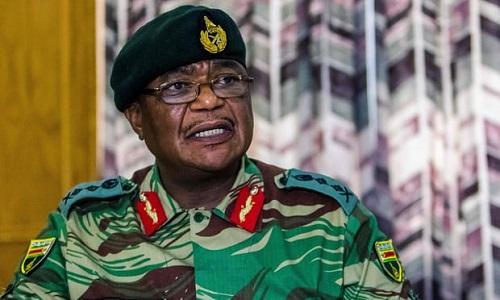 Tư lệnh Zimbabwe đến Trung Quốc một tuần trước đảo chính? - Ảnh 1