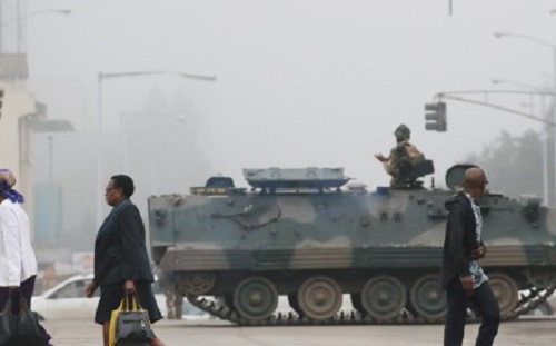 Trung Quốc tăng cường ảnh hưởng tại Zimbabwe như thế nào? - Ảnh 4