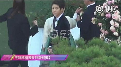 Hàn Quốc: Việc dùng flycam trong đám cưới Song Joong-ki là bất hợp pháp - Ảnh 2