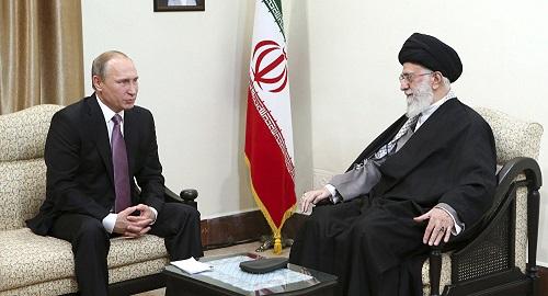 Lãnh đạo Iran 'mách nước' cho ông Putin cách đối phó Mỹ - Ảnh 1