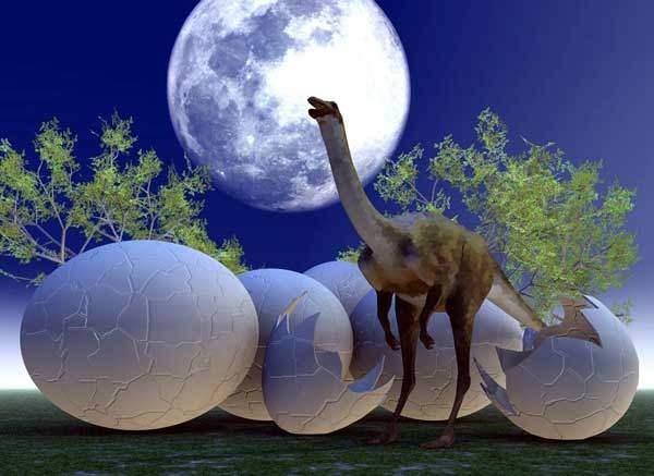 Lý do bất ngờ làm cho khủng long tuyệt chủng - Ảnh 1