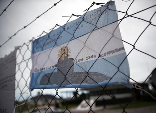Vụ tàu ngầm Argentina mất tích: Tiếng động lạ không phải từ chiếc tàu xấu số - Ảnh 1