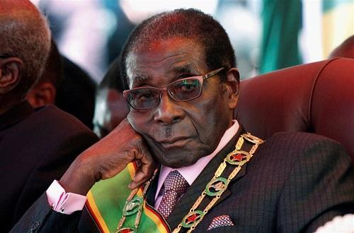 Hành trình 37 năm từ đỉnh cao đến vực sâu của cựu Tổng thống Zimbabwe - Ảnh 1
