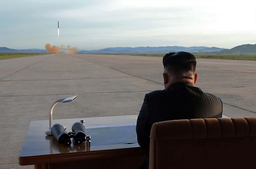 Nhật Bản: Có tín hiệu Triều Tiên lại sắp phóng tên lửa đạn đạo - Ảnh 1