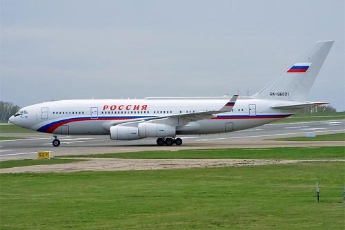 """Bên trong chuyên cơ dát vàng, được ví như """"Điện Kremlin bay"""" của Tổng thống Putin - Ảnh 1"""
