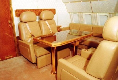 """Bên trong chuyên cơ dát vàng, được ví như """"Điện Kremlin bay"""" của Tổng thống Putin - Ảnh 4"""