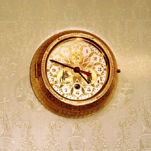 """Bên trong chuyên cơ dát vàng, được ví như """"Điện Kremlin bay"""" của Tổng thống Putin - Ảnh 6"""