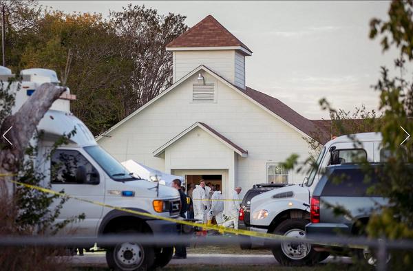 Tiền án của hung thủ xả súng tại Texas đã bị xóa bỏ? - Ảnh 2