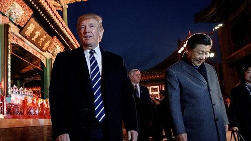 Tổng thống Trump cảm ơn sự đón tiếp chu đáo của Chủ tịch Tập Cận Bình - Ảnh 1