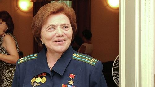 Nữ phi công huyền thoại của Liên Xô qua đời ở tuổi 86 - Ảnh 1