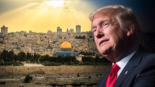 Tổng thống Trump xem xét công nhận Jerusalem là thủ đô của Israel - Ảnh 1