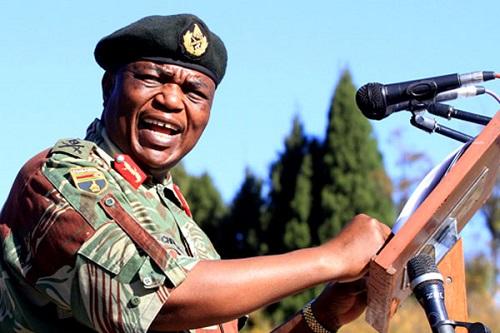 Tư lệnh Zimbabwe sắp từ chức để trở thành Phó Tổng thống? - Ảnh 1
