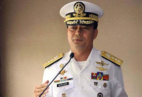 """Tư lệnh Hải quân Philippines bị sa thải vì tội """"bất tuân"""" - Ảnh 1"""