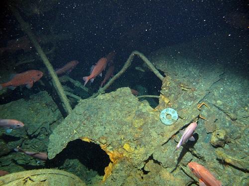 Úc tìm thấy xác tàu ngầm mất tích từ Thế chiến thứ nhất, sau 103 năm - Ảnh 1
