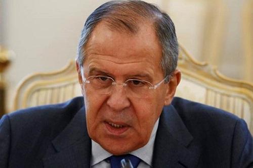 """Ngoại trưởng Nga chỉ trích Tổng thống Mỹ """"hung hăng"""" trong vấn đề Triều Tiên - Ảnh 1"""