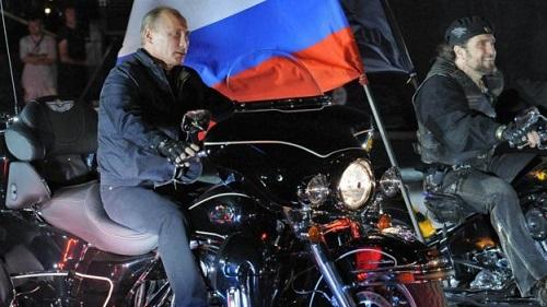 Sự thật về vụ lịch ảnh Tổng thống Nga Putin cháy hàng ở Anh  - Ảnh 1