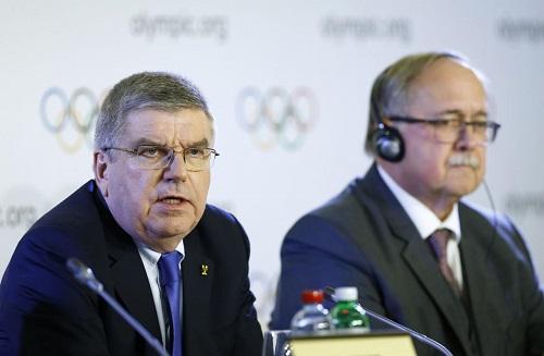 Nga bị cấm tham dự Olympic mùa Đông Pyeongchang 2018 - Ảnh 1