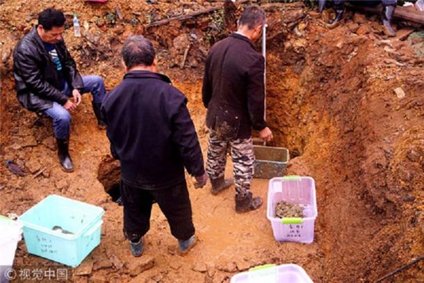 Bí ẩn 5,6 tấn tiền xu được phát hiện tại Trung Quốc - Ảnh 3