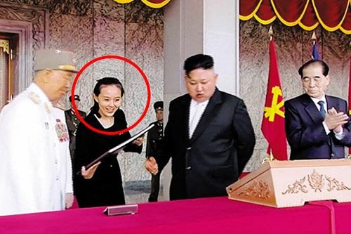 Em gái ông Kim Jong-un được bổ nhiệm phụ trách an ninh quốc gia Triều Tiên - Ảnh 1