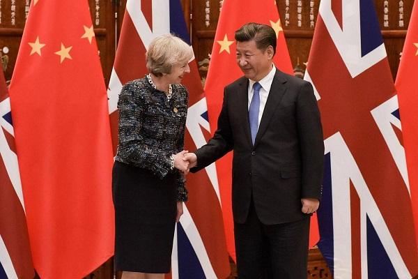 Hậu Brexit, thủ tướng Anh muốn trở thành đối tác kinh tế của Trung Quốc - Ảnh 1