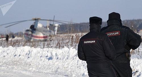 Vụ rơi máy bay Nga: Cơ quan điều tra xác định 5 nguyên nhân chính  - Ảnh 1