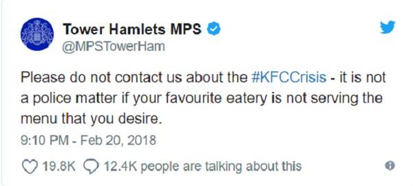 Anh: Hơn 900 cửa hàng KFC hết thịt gà khiến khách hàng phải gọi cảnh sát - Ảnh 2