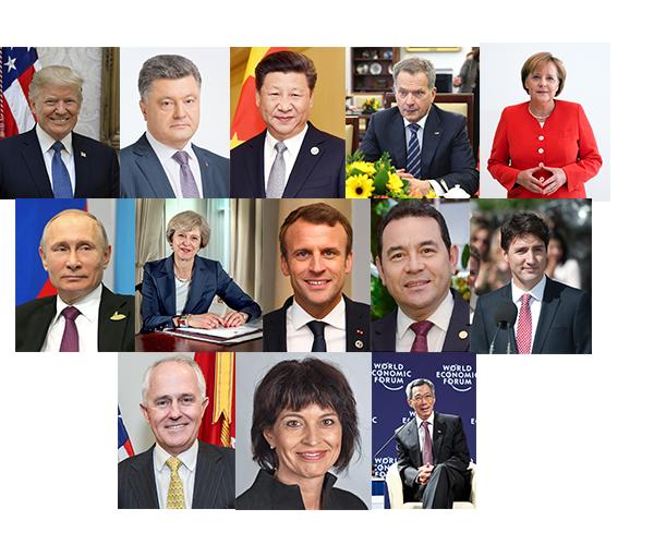 """Tiết lộ mức lương """"khủng"""" của các vị lãnh đạo nổi tiếng thế giới - Ảnh 1"""