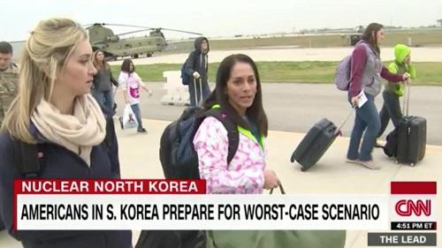 Mỹ diễn tập sơ tán công dân khỏi Hàn Quốc, đề phòng xung đột với Triều Tiên - Ảnh 1