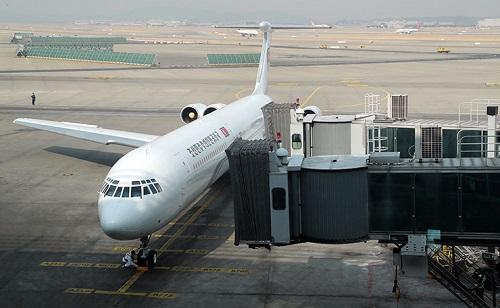 Chuyên cơ chở em gái ông Kim Jong-un đã đáp xuống Hàn Quốc - Ảnh 1