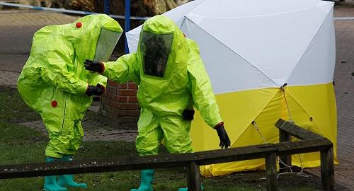 Cựu gián điệp bị đầu độc: Nga tố Anh phát triển chất độc thần kinh rồi đổ cho Moscow - Ảnh 1
