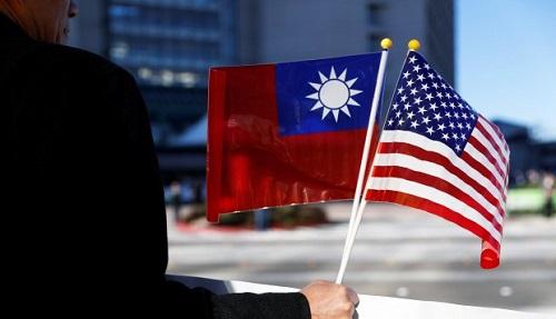 Quan chức Mỹ đến Đài Loan bất chấp sự phản đối của Trung Quốc - Ảnh 1