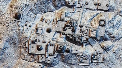 Bản đồ laser giúp phát hiện hàng chục thành phố cổ của người Maya - Ảnh 1