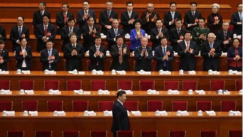 Hé lộ người đề xuất xóa bỏ giới hạn nhiệm kỳ Chủ tịch Trung Quốc - Ảnh 1