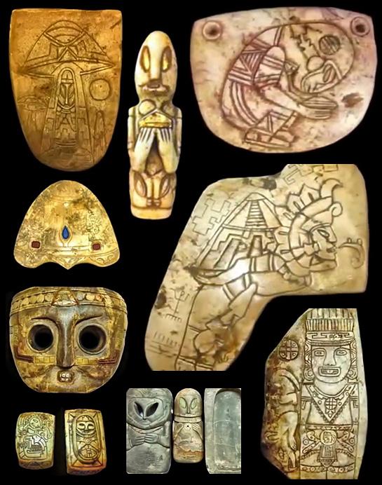 Phát hiện bằng chứng nền văn minh Maya đã tiếp xúc với người ngoài hành tinh đầu tiên - Ảnh 5