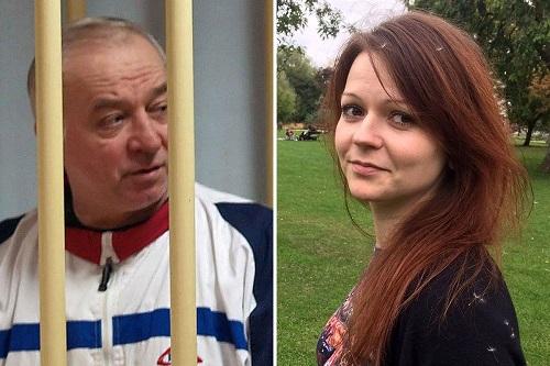 Cảnh sát Anh: Cựu gián điệp Nga bị sát hại bằng chất độc thần kinh - Ảnh 2