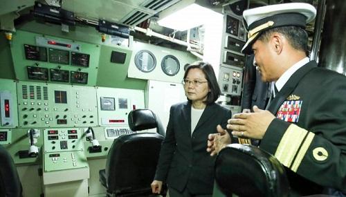 Mỹ bán tàu ngầm cho Đài Loan chỉ vì tiền? - Ảnh 1