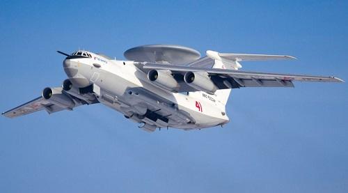 Khám phá siêu máy bay do thám A-50U của Nga ở Syria có thể gây nhiễu tàu Mỹ - Ảnh 3