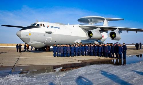 Khám phá siêu máy bay do thám A-50U của Nga ở Syria có thể gây nhiễu tàu Mỹ - Ảnh 8