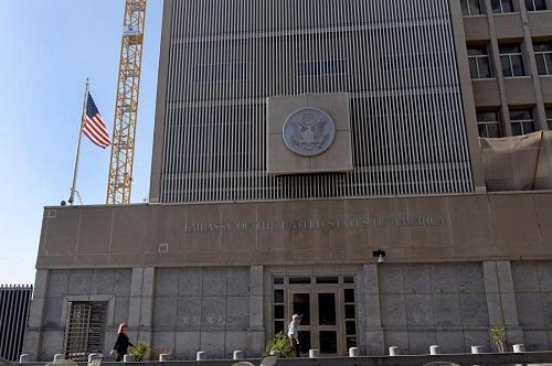 Mỹ xem xét việc mở đại sứ quán ở Triều Tiên - Ảnh 1