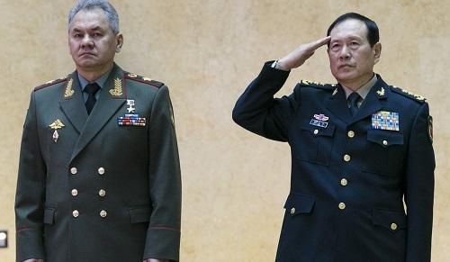 Căng thẳng với Mỹ, Trung Quốc gửi phái đoàn đến Nga - Ảnh 1