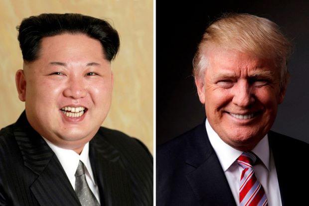 Ông Donald Trump chính thức xác nhận địa điểm gặp mặt ông Kim Jong-un - Ảnh 1