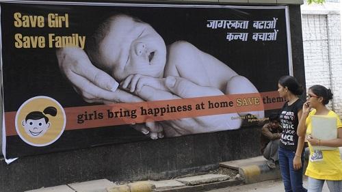 Nạn phân biệt giới tính khiến 239.000 trẻ em gái ở Ấn Độ tử vong mỗi năm - Ảnh 1